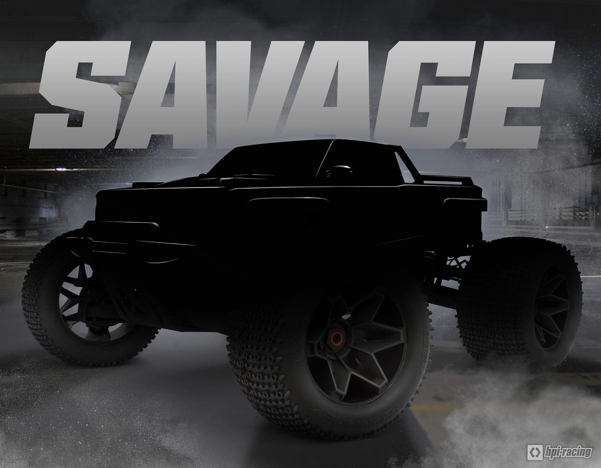 The HPI Savage is back, again... again?