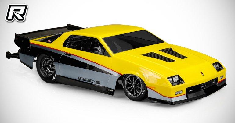 JConcepts 1987 Chevy Camaro IROC Body