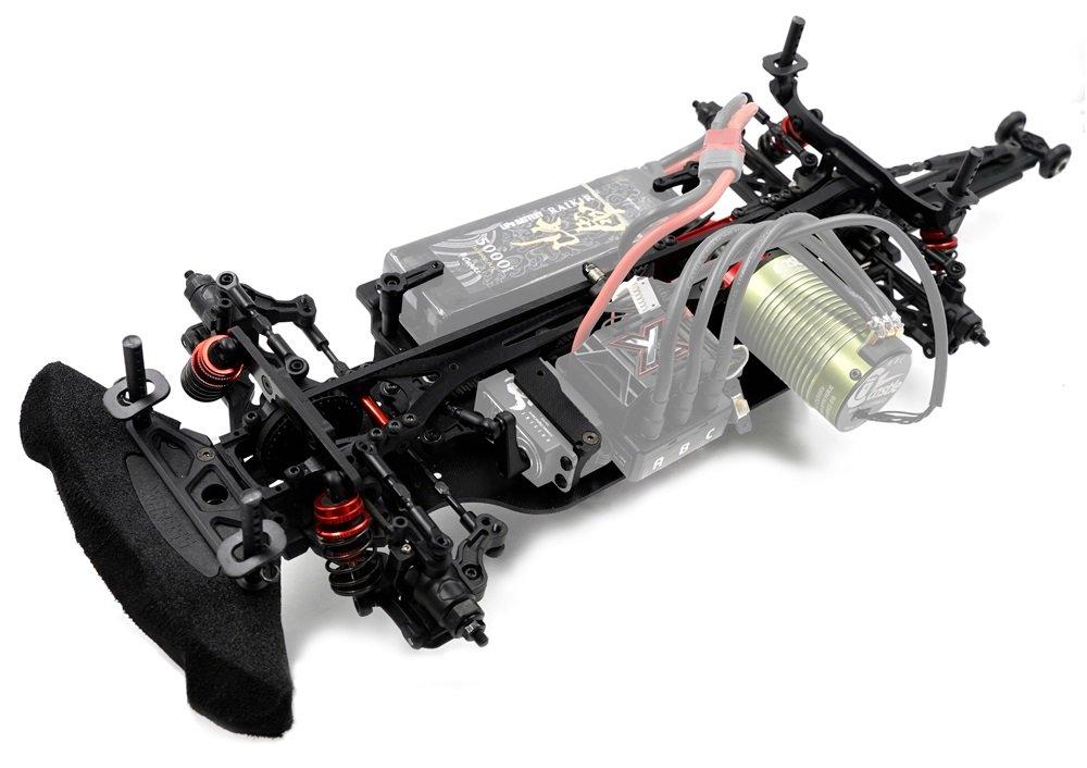 Xpress Dragnalo DR1S Drag Car